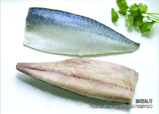 Frozen Mackerel Flap