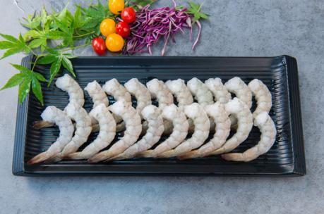 SouthAmerican white shrimp